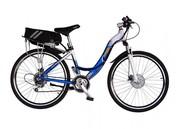 Электровелосипед Вольта Де Люкс - 350С