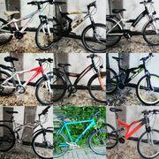 Велосипеди бу з Європи
