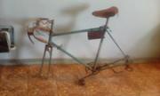 Запчасти для велосипеда спутник рама