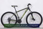 Crosser Legend - горный алюминиевый велосипед | Комплектация Shimano