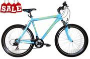 Продам велосипед Azimut Swift 26″ D+ | Комплектация Shimano